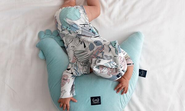 Ιδέα για δώρο σε νεογέννητο μωρό - Πρακτικό και πολύ όμορφο