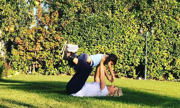 Αέλια Κατσούλη: 20 φορές που η Κατερίνα Καραβάτου τρέλανε το Instagram με φώτο της κόρης της (pics)
