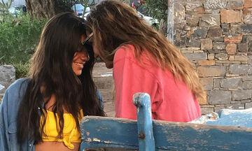 Δέσποινα Βανδή: Η κόρη της Μελίνα μεγάλωσε και δείτε τι αποκάλυψε on camera (vid & pics)