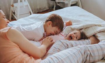 Ο ποιοτικός χρόνος με το παιδί μας είναι το καλύτερο δώρο που μπορούμε να του δώσουμε
