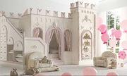 Παιδικό δωμάτιο για κορίτσια: Ιδέες διακόσμησης που θυμίζουν παραμύθι (pics)