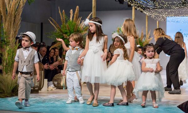 Stova Bambini στο Yes I Do Catwalk by ghd - 14 κορυφαίοι σχεδιαστές 65 celebrities 1 brand βάπτισης