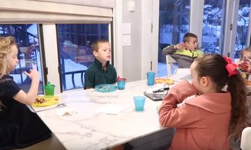 Πώς είναι η ζωή με έξι παιδιά (vid)