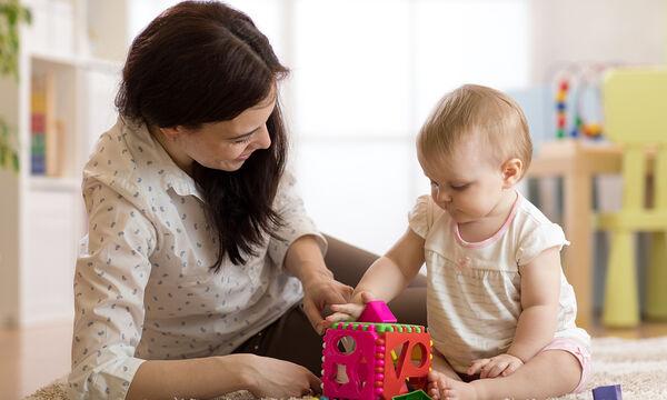 Δραστηριότητες που διασκεδάζουν και βοηθούν στην ανάπτυξη μωρών και νηπίων