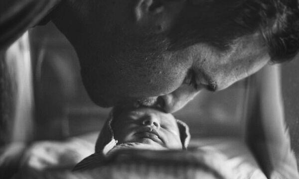 Ένας μπαμπάς εξομολογείται: Ποτέ δεν είσαι πραγματικά «Έτοιμος» (pics)