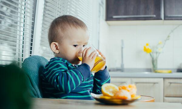Τα οφέλη του πορτοκαλιού για τα μωρά και δύο γευστικές συνταγές