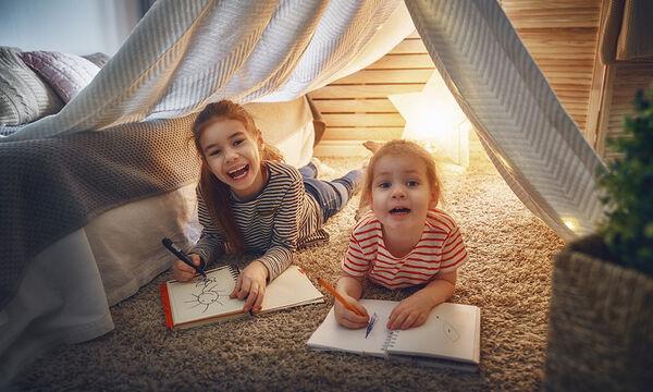 Πώς να μάθω στο παιδί να ζωγραφίζει βήμα-βήμα (vids)