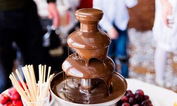 2ο Φεστιβάλ Σοκολάτας: Γλυκό τριήμερο για μικρούς και μεγάλους
