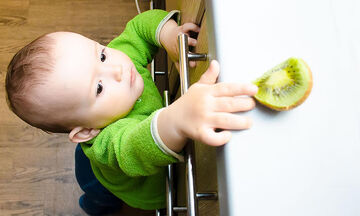 Πότε μπορώ να δώσω ακτινίδιο στο μωρό;