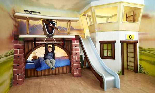 Αυτά είναι τα πιο εντυπωσιακά παιδικά δωμάτια που έχετε δει (pics)
