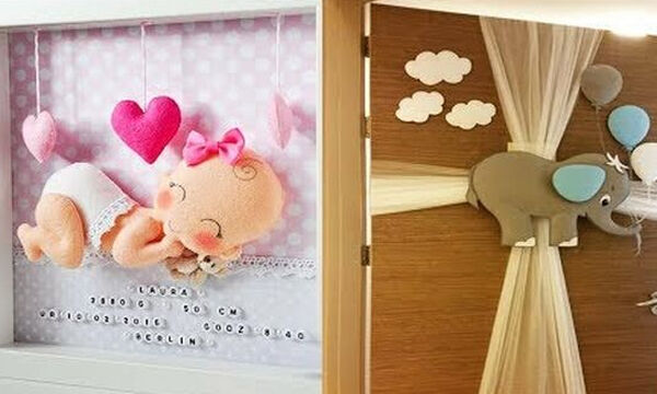 DIY ιδέες διακόσμησης για το εφηβικό κοριτσίστικο δωμάτιο (vid)