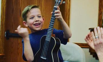 Αυτά τα παιδιά θα γίνουν καταπληκτικοί μουσικοί! (pics)