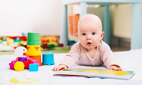 3ed10d756f8 Μωρό 3 μηνών:Τι πρέπει να κάνετε για να το βοηθήσετε στην ανάπτυξη της  επικοινωνίας