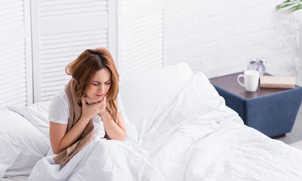 Πονόλαιμος στην εγκυμοσύνη: Αίτια, συμπτώματα, θεραπεία