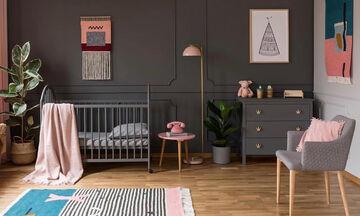 bfffefbcbeb Είκοσι όμορφες και πρωτότυπες ιδέες διακόσμησης για το βρεφικό δωμάτιο  (pics)