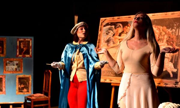«Το ταξίδι της κόκκινης ομπρέλας»: Τα παιδιά γνωρίζουν διάσημα έργα ζωγραφικής μέσα από το θέατρο
