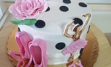 Εντυπωσιακές τούρτες για τα γενέθλια της μικρής σας μπαλαρίνας (pics)