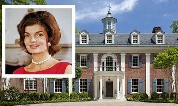 Δείτε το σπίτι που μεγάλωσε η Jackie Kennedy. Είναι απλώς εντυπωσιακό! (pics)
