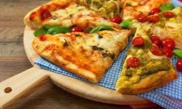 Σπιτική ζύμη για πίτσα - Αυτή είναι η καλύτερη συνταγή (vid)