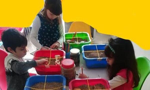 Εργαστήρι για παιδιά: Γίνε αρχαιολόγος για μια μέρα!