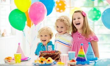 Δεκαπέντε μοναδικές ιδέες διακόσμησης για το παιδικό πάρτι (vid)