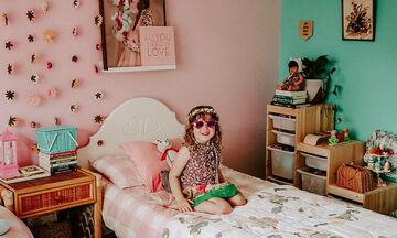 Υπέροχες ιδέες για να διακοσμήσετε το κοριτσίστικο δωμάτιο (pics)