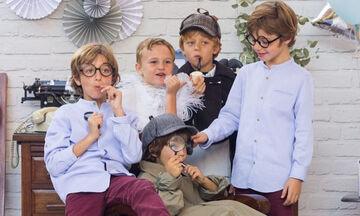 Πρωτότυπο παιδικό πάρτι; Πώς σας φαίνεται η ιδέα για ένα πάρτι με θέμα τους Ντετέκτιβ; (pics)