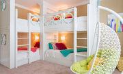 Παιδικές κουκέτες με τρία κρεβάτια: Δείτε πόσες επιλογές υπάρχουν (vid + pics)