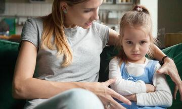 Τι συμβαίνει όταν ντροπιάζουμε τα παιδιά μας μπροστά σε άλλους;