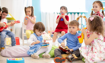 Art for Change Kids' Edition: Μουσικά και βιωματικά εργαστήρια για παιδιά