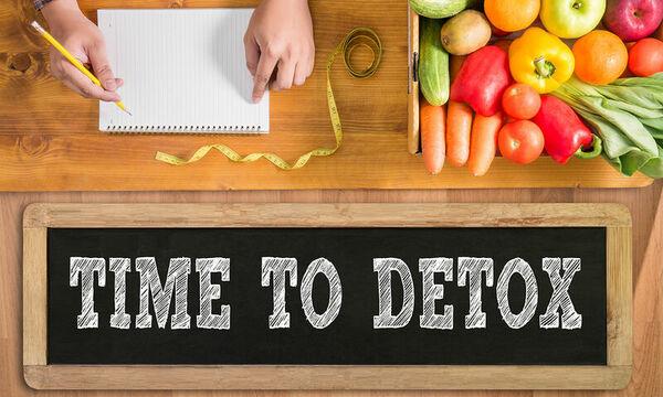 Πώς θα κάνετε αποτοξίνωση μετά από ένα ανθυγιεινό γεύμα (video)