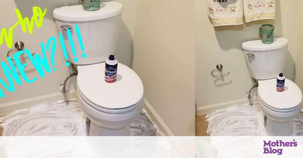 b9ef3e2e24c Με αυτό το κόλπο θα διώξετε την άσχημη μυρωδιά από το μπάνιο σας (pic&vid)  - Mothersblog.gr