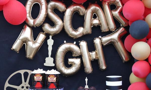 Oscar party: Ιδέες για να ένα λαμπερό πάρτι για μικρούς και μεγάλους φίλους του σινεμά (pics)