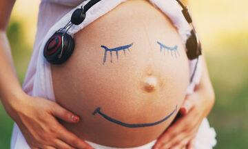 Ακούστε ειδική μουσική εγκυμοσύνης που θα ωφελήσει εσάς και το μωρό σας (vid)
