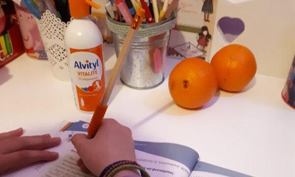 Αυτό είναι το μυστικό μου για να μην αρρωσταίνει η κόρη μου
