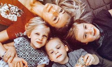 Συμβουλές ζωής από μια μαμά προς τις τρεις της κόρες (pics)