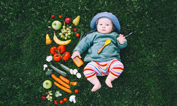 10 τρόφιμα που θα ενισχύσουν τον εγκέφαλο του μωρού σας