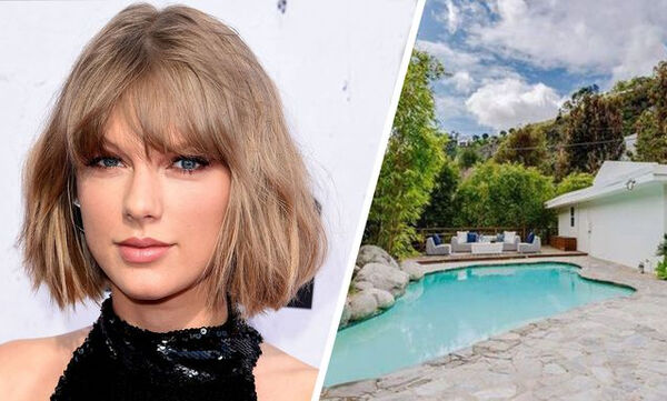 Taylor Swift: Δείτε τα 8 υπέροχα σπίτια της! (pics)