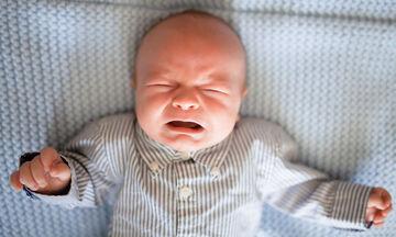 Θυμωμένο μωρό: Αιτίες και πώς να το ηρεμήσετε