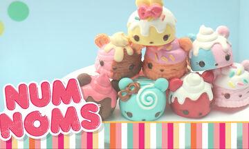 Num Noms - τα μίνι παιχνιδο-φαγητάκια που έχουν ξετρελάνει τα παιδιά