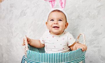 Αυτιά μωρού: Όταν είναι διπλωμένα, πεταχτά, ή έχουν διαφορετικό σχήμα