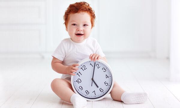 Πότε τα παιδιά αρχίζουν να αντιλαμβάνονται την έννοια του χρόνου