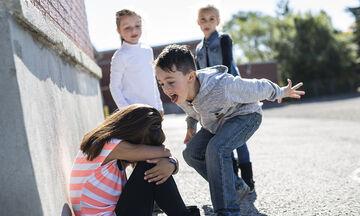 Γιατί τα παιδιά ασκούν bullying;