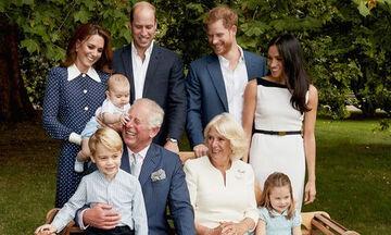 Πρίγκιπας Louis: Οι πιο τρυφερές στιγμές του νεότερου μέλους της βασιλικής οικογένειας (vid+pics)
