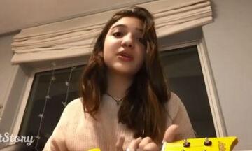 Η 14χρονη Άννα τραγουδάει το «Shallow» καλύτερα κι από τη Lady Gaga