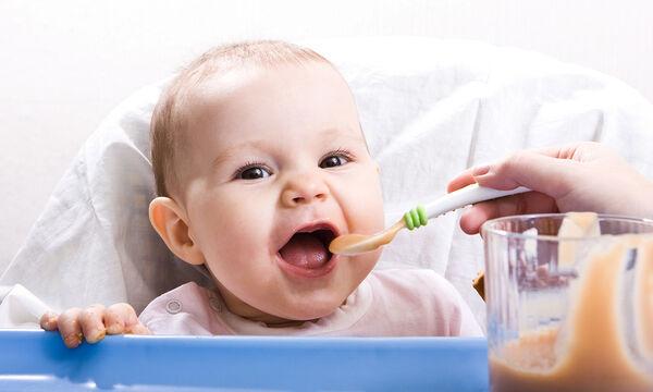 Διατροφή μωρού: Τα οφέλη από την κατανάλωση γλυκοπατάτας