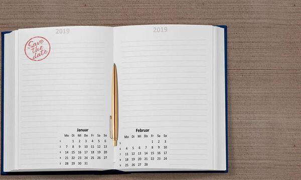 Πότε πέφτει φέτος το Πάσχα - Όλα τα τριήμερα του 2019