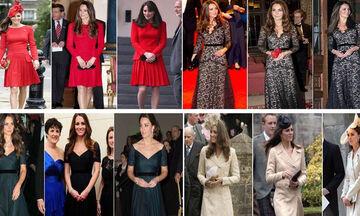 Kate Middleton: Είκοσι φορές που ανακύκλωσε τα αγαπημένα της ρούχα (vid)