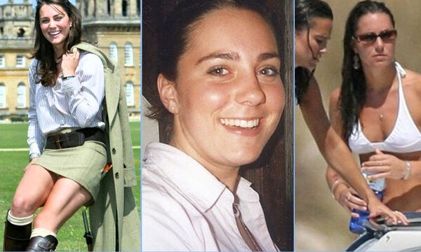 Kate Middleton: Σπάνιες φωτογραφίες από τη ζωή της πριν γίνει Δούκισσα του Κέιμπριτζ (vid)