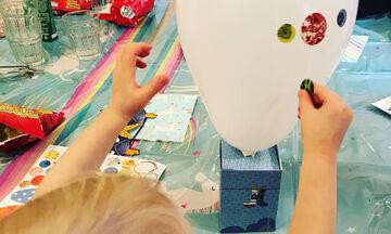 Παιχνίδι για παιδικό πάρτι: Διακοσμήστε τα μπαλόνια